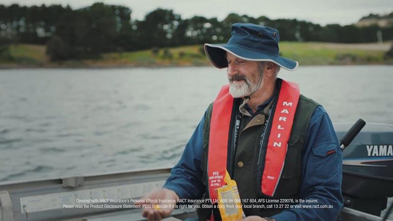 Boat TVC Screenshot